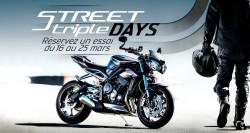Street Triple Days